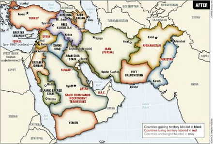 A Hyperimperialist Rendering of a Further Divided Middle East and Beyond