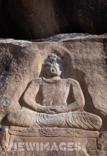 Buddha of Jenanabad on 8 October 2007