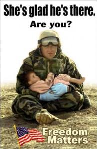 Republican party propaganda poster