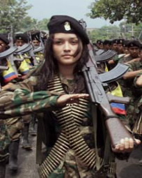 The brave of FARC is everyone