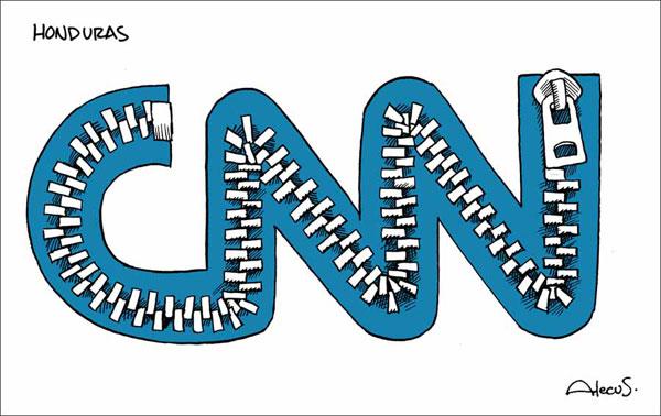 CNN Caricatura