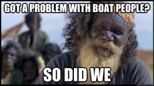 aborigine-boat-people
