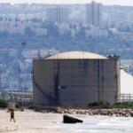Haifa Chemicals Ammonia Tank