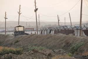 Apaydin Camp on Turk-Syrian border -- birthplace of ISIS