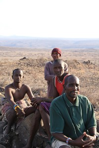 Turkana people. (Photo: Chris Williams and Maria Davis)