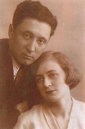 My revolutionary grandfather and grandmother, 1934