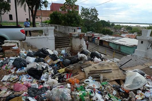 Slums of Asuncion