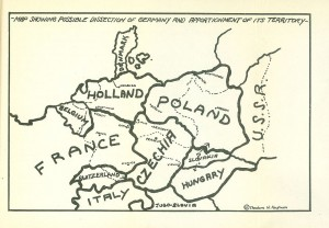 Kaufman's post-war Europe