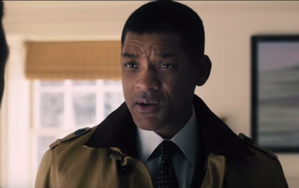 Will Smith as Dr. Omalu
