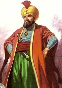 Caliph Harun al-Rashid (766–809)