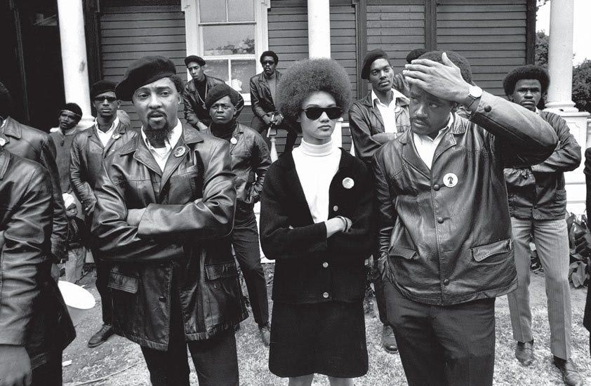a description of the black panther party for self defense founded in oakland california