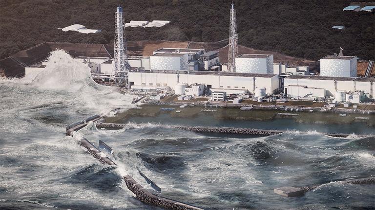 Inside Control Centre of Fukushima Daiichi Nuclear Power ...