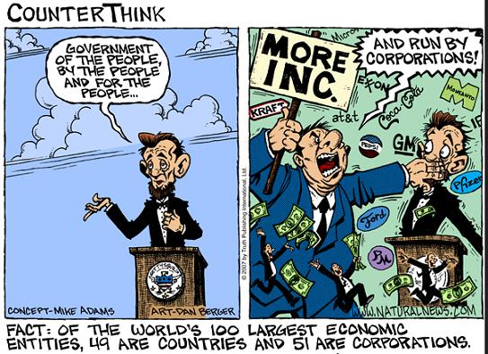 corpocracy