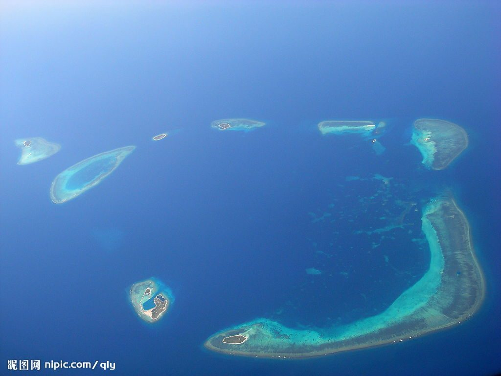 Xisha Islands (Paracels), South China Sea