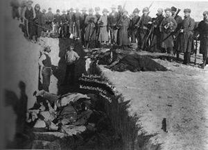 Wounded Knee Massacre (29 December 1890)