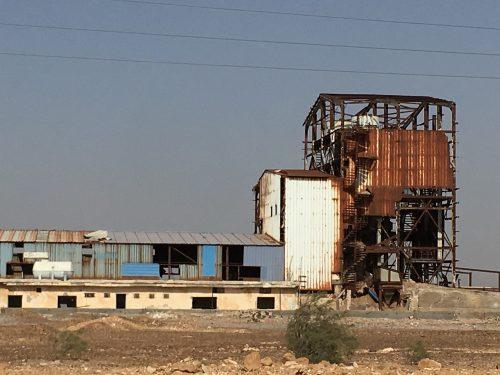 Around Al-Azraq air base