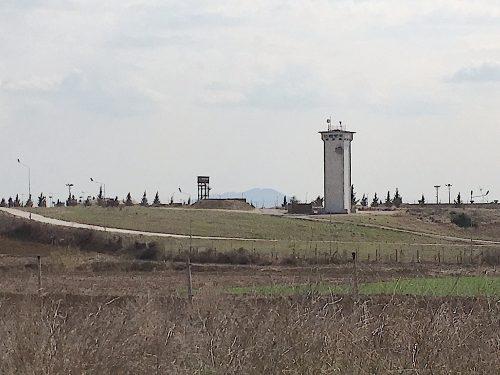 Incirlik air base in Turkey near Syria