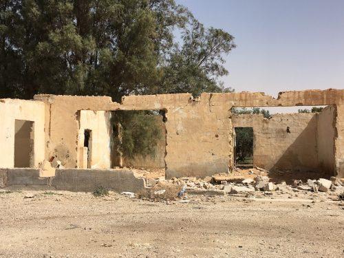 Collapsing Azraq