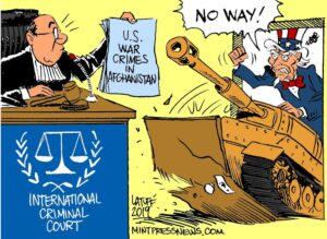 The US and Israel Hope to Scare the Hague War Crimes Court off ...